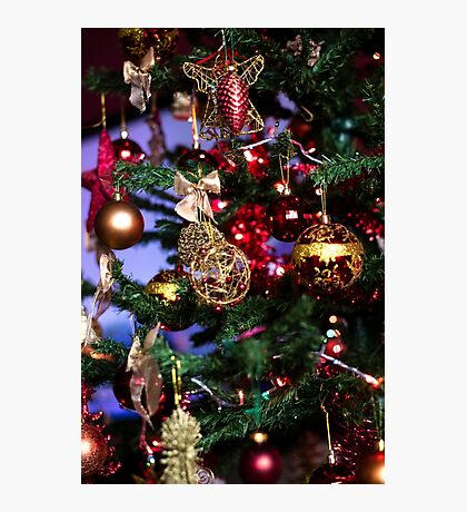 Christmas tree Photographic Print