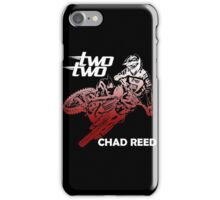 chad reed two two iPhone Case/Skin
