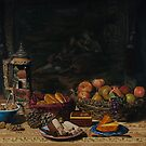 Bavarian Still Life by Karen Yee