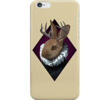 The Fancy Jackalope iPhone Case/Skin