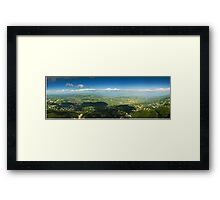 Level: Cloud Framed Print