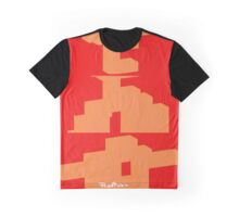 notinvaders just different 011 Graphic T-Shirt