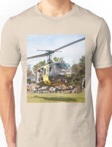 Huey Eagle One Helicopter Unisex T-Shirt