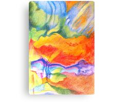 african forest Canvas Print