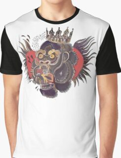Conor Mcgregors Gorilla Tattoo Graphic T-Shirt