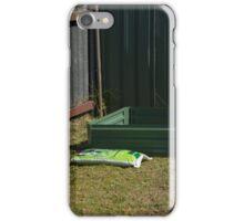 ground three iPhone Case/Skin