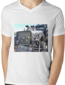 Mad Max Fury Road Vehicle Mens V-Neck T-Shirt