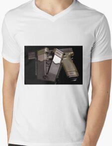 My Favorite V-Twin Mens V-Neck T-Shirt