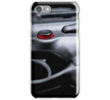 Red Means Go iPhone Case/Skin