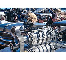 Mad Max Fury Road Skull Photographic Print