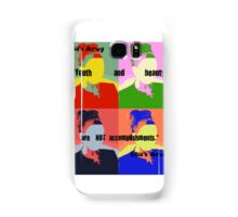 """Leia's Army """"Youth and Beauty"""" (large) Samsung Galaxy Case/Skin"""