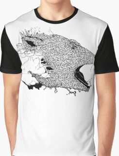 Nature Of The Bear Graphic T-Shirt