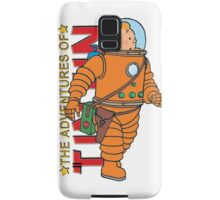 tintin adventures Samsung Galaxy Case/Skin