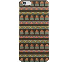 Traditional African Tribal Pottery Pattern iPhone Case/Skin