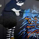 Street Art Melbourne #103 by bekyimage