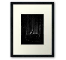 Kylo Ren Framed Print