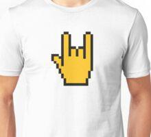 Devil Greeting Unisex T-Shirt