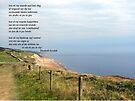 'n Gedig / Something poetic by Elizabeth Kendall