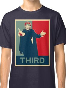 Third doctor - Fairey's style Classic T-Shirt