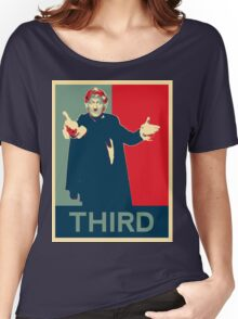 Third doctor - Fairey's style Women's Relaxed Fit T-Shirt