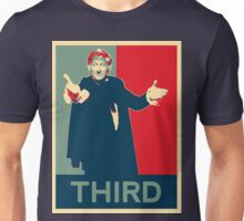 Third doctor - Fairey's style Unisex T-Shirt