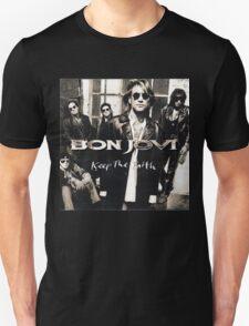 Keep The Faith-Bon Jovi T-Shirt