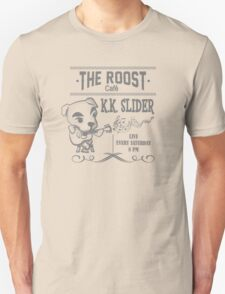 K.K. Slider Animal Crossing T-Shirt Unisex T-Shirt