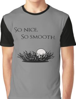 Give us smooth! Graphic T-Shirt