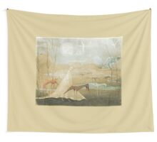 Finding Solace Wall Tapestry