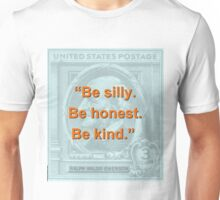 Be Silly - RW Emerson Unisex T-Shirt