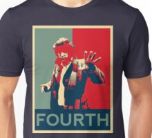 Fourth doctor - Fairey's style Unisex T-Shirt