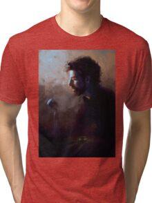 Llewyn Davis Tri-blend T-Shirt