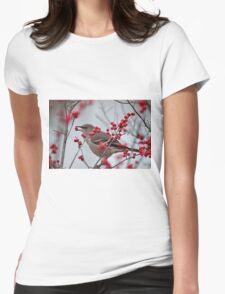 This one will do Womens Fitted T-Shirt