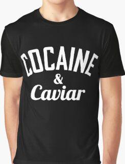 Cocaine & Caviar Graphic T-Shirt