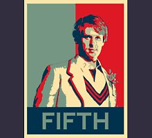 Fifth doctor - Fairey's style Unisex T-Shirt