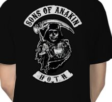 Sons of Anakin - starwars inspired biker patch Classic T-Shirt