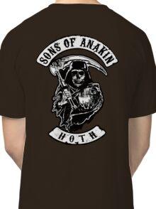 Sons of Anakin - starwars inspired biker patch Classic T-Shirt