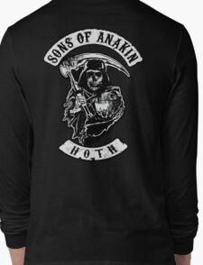 Sons of Anakin - starwars inspired biker patch Long Sleeve T-Shirt