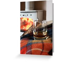 Something to keep you warm at winter Greeting Card
