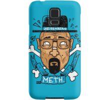 Heisenberg Meth Samsung Galaxy Case/Skin