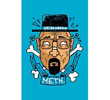 Heisenberg Meth Photographic Print
