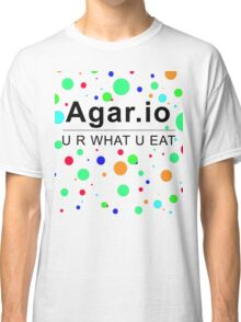 Agar.io U R WHAT U EAT Classic T-Shirt