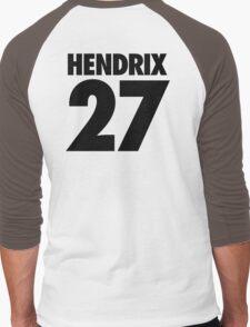 HENDRIX - 27 Men's Baseball ¾ T-Shirt