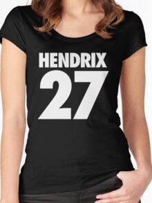 HENDRIX - 27 - Alternate Women's Fitted Scoop T-Shirt