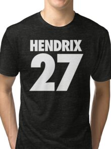 HENDRIX - 27 - Alternate Tri-blend T-Shirt