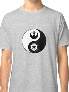 Rebellion / Empire Yin-Yang Classic T-Shirt