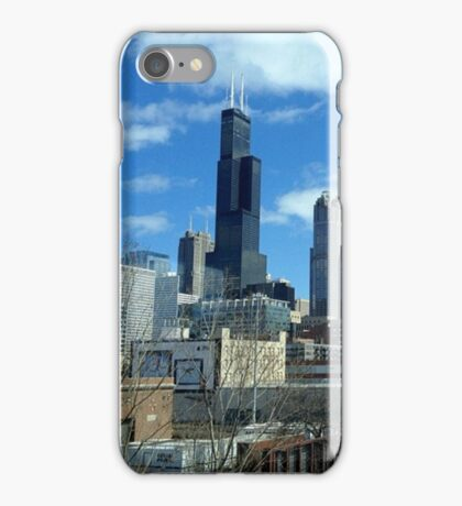 Sears (Willis) Tower iPhone Case/Skin