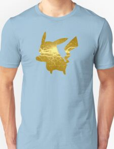 Pikachu Electric Silhouette T-Shirt