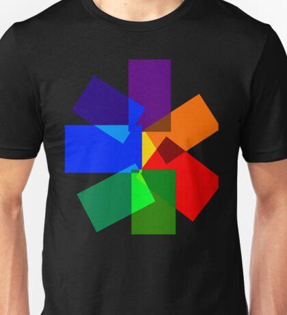 Seven-Sided Kaleidoscope  Unisex T-Shirt