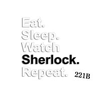 Eat, Sleep, Watch Sherlock, Repeat {FULL} by fandomss